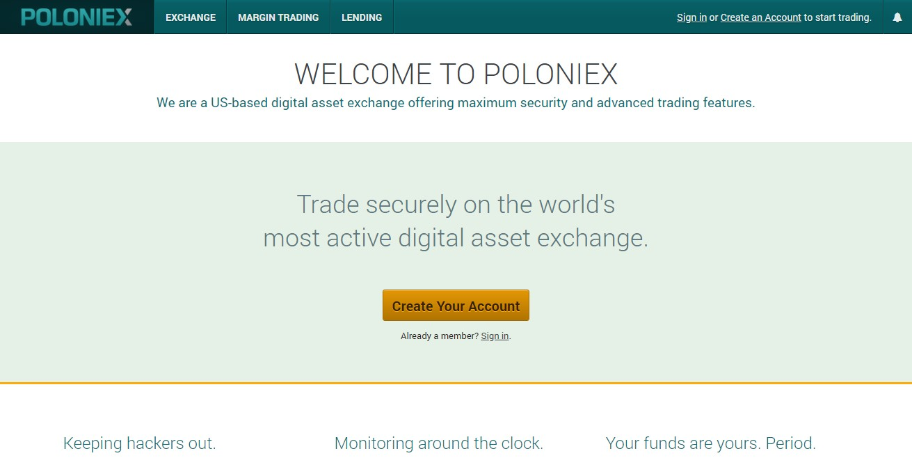 Best Cryptocurrency Exchange -