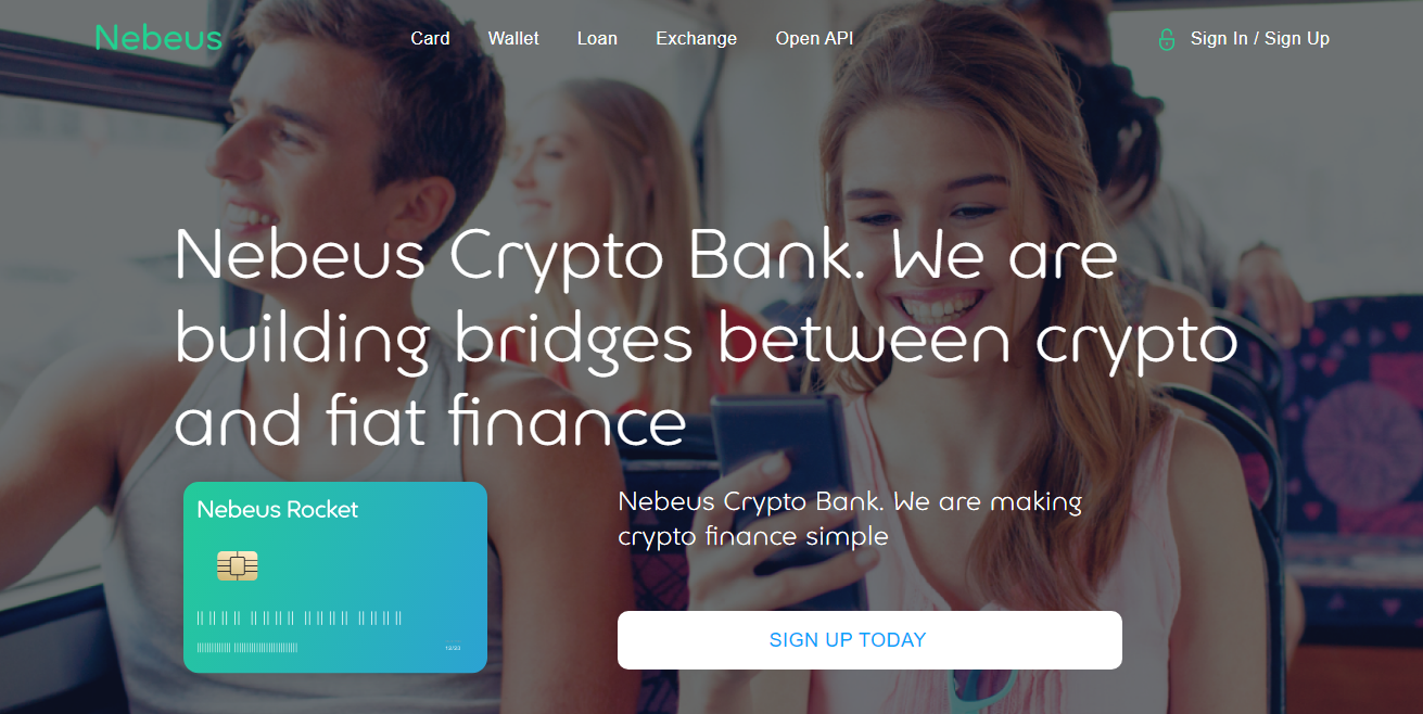 Bitcoin Loans - Nebeus