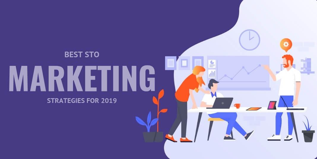 STO marketing strategies