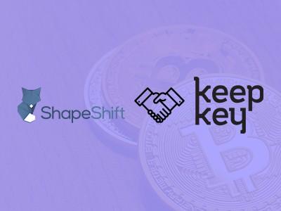 Shapeshift acquires Keepkey