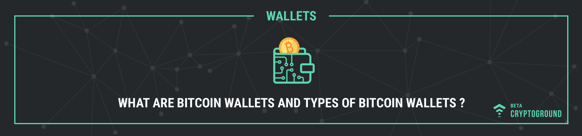 What Are Bitcoin Wallets and Types of Bitcoin Wallets ?
