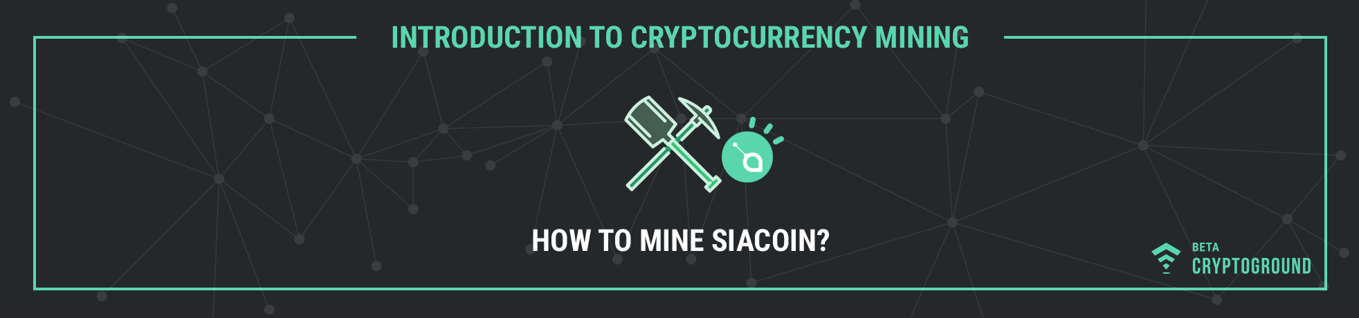 Solo Zcash Mining Siacoin 2019 Prediction – Vigesima