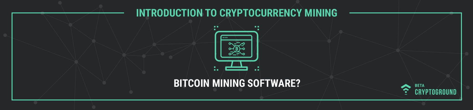Bitcoin Mining Software?