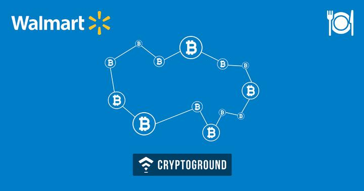 Walmart Ready to Use Blockchain for Fresh Food