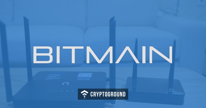 Bitmain Introduces A Router That Mines For Cryptocurrencies